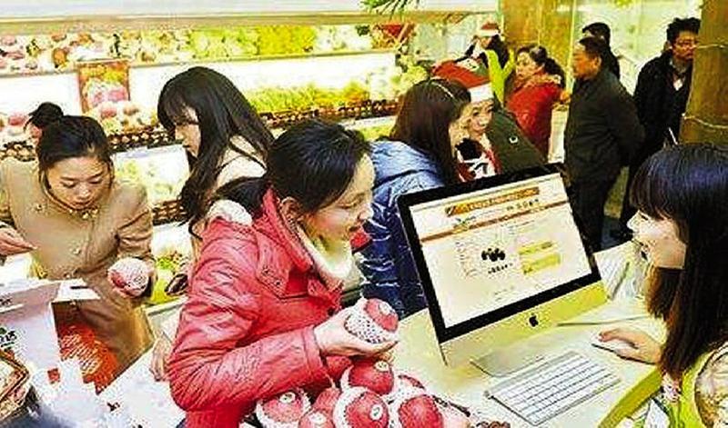 年销售额过亿元的水果电商如何炼成 - 平阴玫瑰甲天下 - 我心永恒博客乐园 平阴玫瑰甲天下
