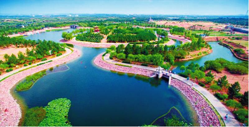 """创建国家森林城市 打造""""宜居生态城"""""""