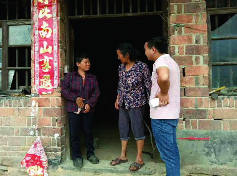 湖南隆回精准扶贫教师在行动